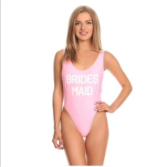 5f9f45add5e8 Dippin' Daisy's Swim | Bridesmaid One Piece Suit | Poshmark